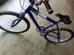 Vendo bicicleta aro 24 semi nova