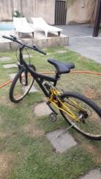 Bicicleta de marcha. Perfeita