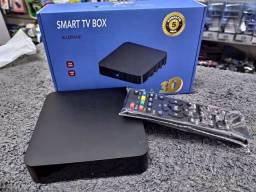 Tv Box Mx9 4k Ultra Hd 32gb e 4gb Ram