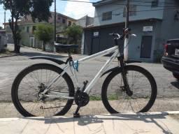 """Bicicleta Aro 29 (QUADRO DE AÇO 19"""")"""