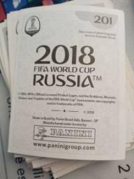 38 cartas da copa Rússia 2018