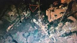 Área 37 hectares beira da BR 364