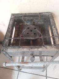 Fogão para pastel acarajé