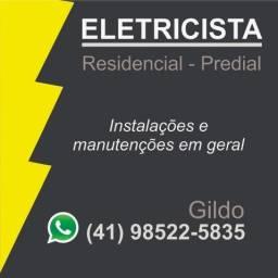 Eletricista. . . Só chamar