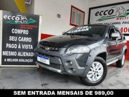 Fiat Palio Weekend  Adventure Locker 1.8 8V Dualogic (Flex)