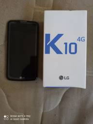 LG K10 16gb Completo