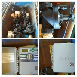 Válvula Eletrica para irrigação automática