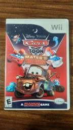 Cars Toon Maters tall tales Wii Original