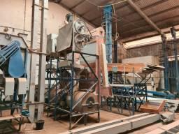 Equipamentos para industria de feijão