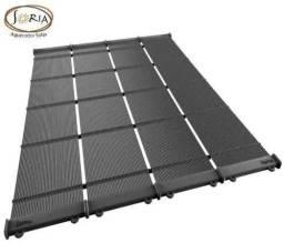 Kit Aquecedor Solar Piscina 09 Placas 32,4 M²
