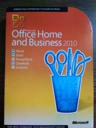 Office Home and Business 2010 Português Brasil comprar usado  São Paulo