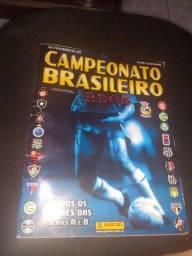 Álbum campeonato brasileiro 2006 completo