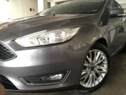 Ford Focus Sedan 2018 SE Plus - Apenas 20.000km rodados - Flex