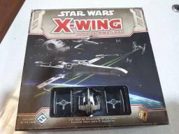 VENDO Jogo de tabuleiro Star Wars X-Wing - Jogo de Miniaturas Star Wars