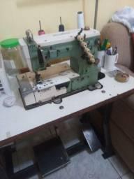 Maquina costura galoneira