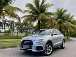 Audi Q3 2016 1.4T AMBIENTE COM TETO 28 mil km