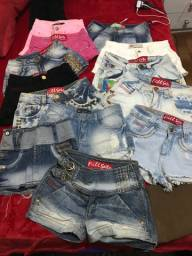 Lote de roupas (marca)