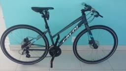 Bicicleta Caloi citytour feminina