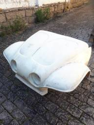 Frente baja buggy fusca kit dianteiro