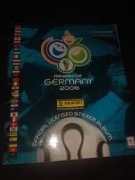 Álbum copa do mundo 2006 completo