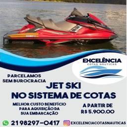 Carteira para pilotar lancha // jet ski