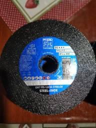 Disco de corte PFERD Steel+Inox