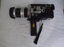Filmadora antiga , para colecionar ou exposição