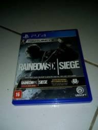 Rainbow Six ps4 novo