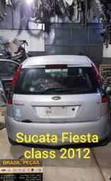 Peças Fiesta Class 2012
