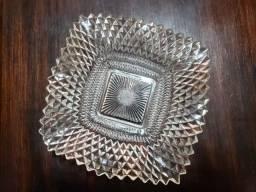 Saladeira de cristal