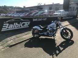 Harley Davidson Softail Breakout 2016 apenas 5.100 km