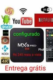 TV box 64 gigas 5G 4k Wifi