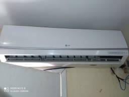 Vendo Peças Ar condicionado split LG 12.000Btus TSUC122TMA0