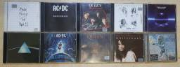Pacote 10 CDs Rock - Raridade