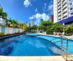 Apartamento 3 Quartos 2 Vagas| Entrada R$ 45.000 | Ed. Alta Vista Piedade