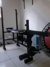 Máquina para musculação