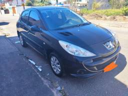Barbada - Peugeot 207 1.4 XR Sport - Completo + Couro - Ano 2009