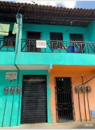 Vendo 3 casas No Quintino Cunha , 2 em cima e 1 em baixo