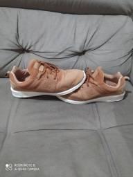 Tênis DC shoes heathrow caramelo