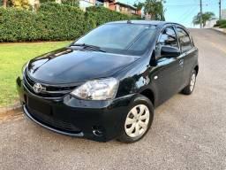 Toyota Etios Automático 50.000km revisões concessionária