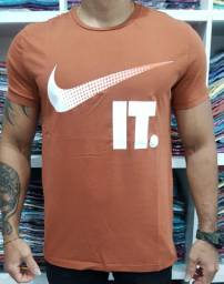 Camisas 100% ALGODÃO com elastano