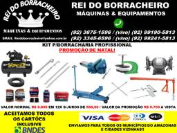 Kit De Borracharia Profissional