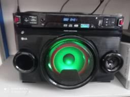 Caixa de som Xboom LG 200w RMS irmã qualidade.