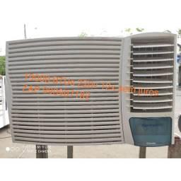 Ar condicionado Springer 19000 BTUs 220v muito conservado em 12x sem juros.