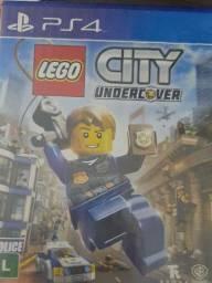 Jogo Lego city undercover PS4