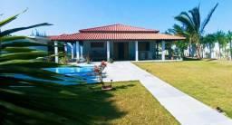 Casa de temporada em Pontal de Maceio-Fortim