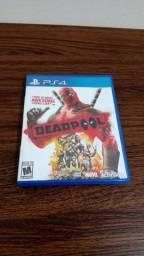 Jogo de PS4 mídia física  Raro!