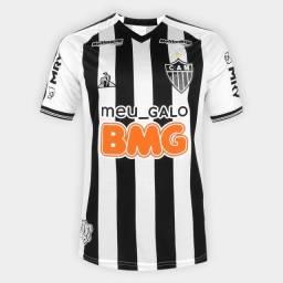 Uniforme oficial Atlético e Cruzeiro Masculina e Feminina- Frete Gratis para MG no site