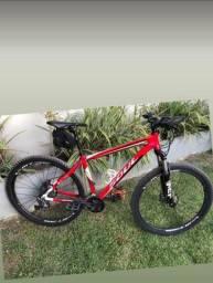 Bike toda Shimano tá em perfeito estado