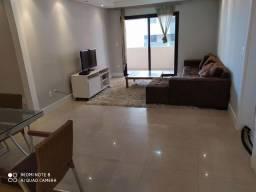 Apartamento semi mobiliado em alphaville 177m 4 qtos 3 vg 6.800 pacote